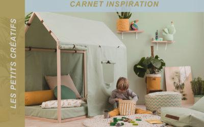 carnet inspiration – les petits créatifs
