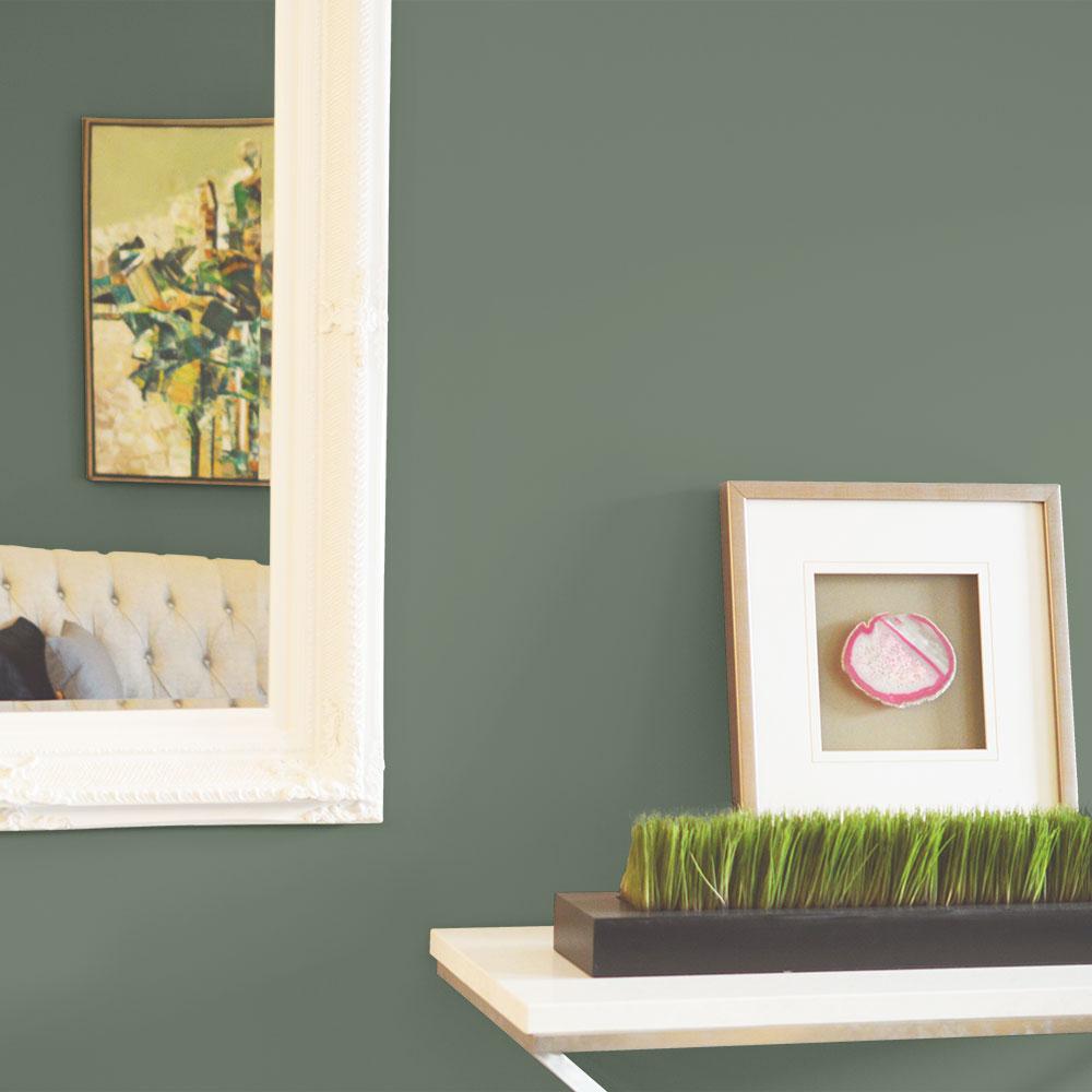 Vert hibiscus