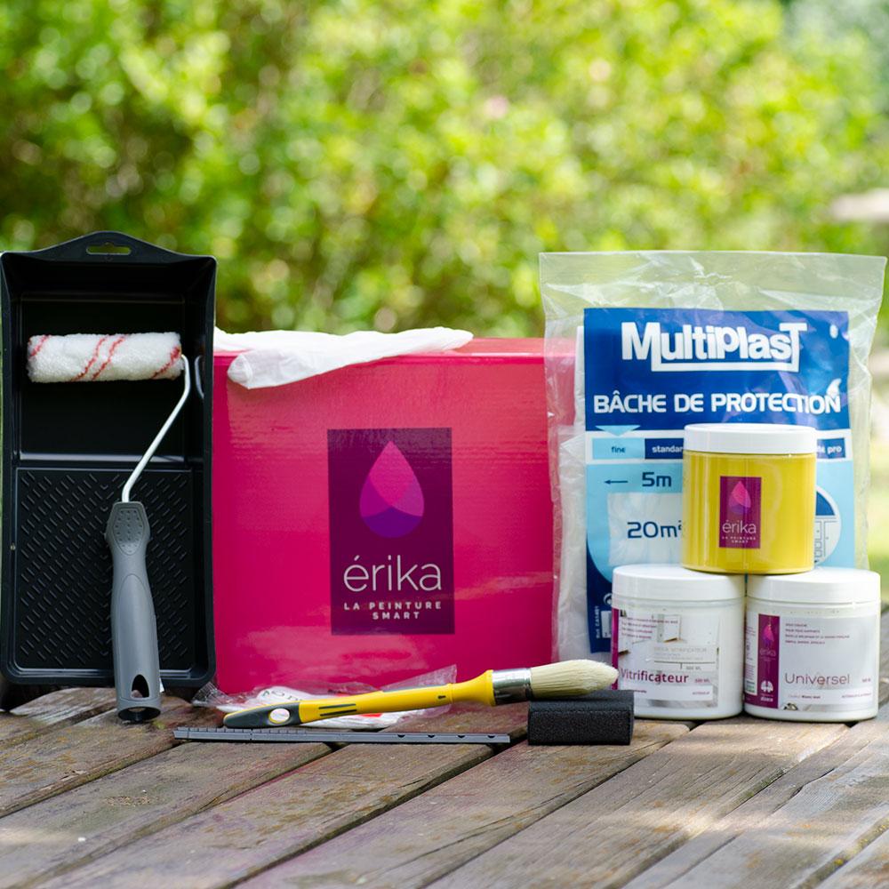 ErikaBox – mon 1er DIY meuble
