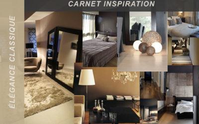 carnet inspiration – élégance classique