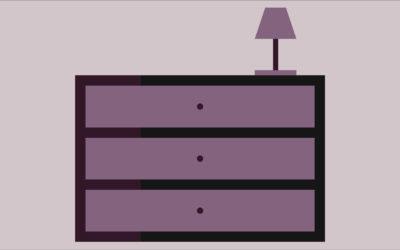 Tutoriel : commode et lampe