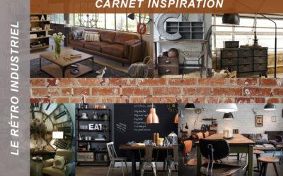 carnet inspiration – Le rétro Industriel